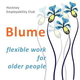 Blume – flexible work for older people