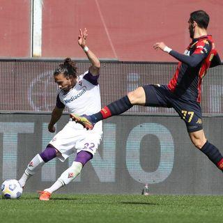 Matchday - Caceres & Iachini - Genoa v Fiorentina Stagione 20/21 -  Cronaca dei goal e le voci dalla zona mista