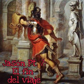 Jasón Pt. 7: El fin del viaje