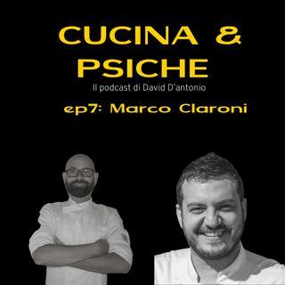 Marco Claroni- Osteria dell'orologio