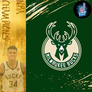NBA Champions Milwaukee Bucks