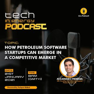 Tech in Energy podcast 5