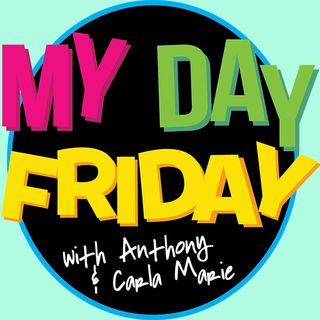 MyDayFriday: Anthony's New Job