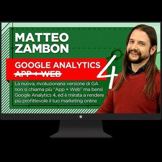 Che cos'è Google Analytics 4 e quali sono le sue caratteristiche