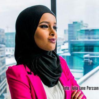 Suad Ali på Open Up om fördomar