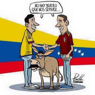 Diálogo en Venezuela? Donde solo uno otorga y el otro se burla #chuoala1 #mud #felizlunes #15N #capriles