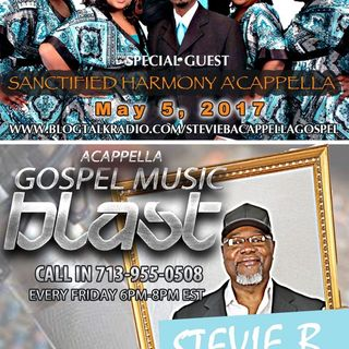 Stevie B's Acappella Gospel Music Blast - Episode 24