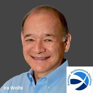 The Future of Work Featuring Ira Wolfe E33