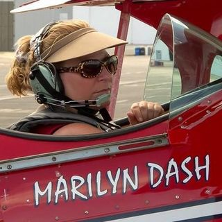 Pilot Marilyn Dash on Women in Aviation