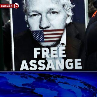 C'è ancora tempo per salvare Assange? L'intervista esclusiva al padre  – B. Galli, G. Leoni