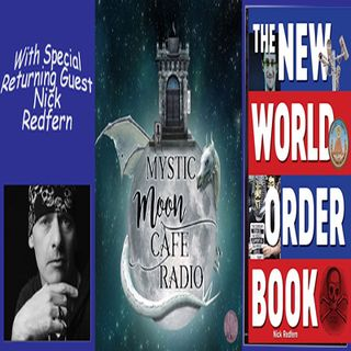 Nick Redfern Talks About New Book 'New World Order' on MMC
