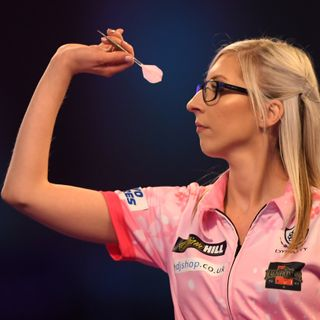 How a female darts player has made history - and nurses strike in UK first