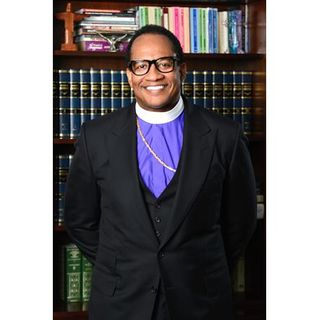 Bishop Patrick Wooden Sr Upper Room COGIC