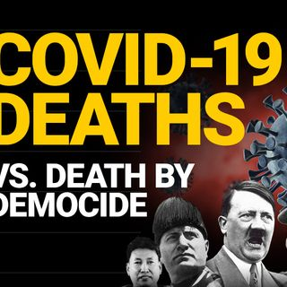 Government tyranny is FAR more dangerous than covid-19