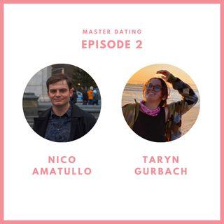 Nico Amatullo & Taryn Gurbach