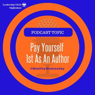 Pay Yourself First As An Author | Lakeisha McKnight