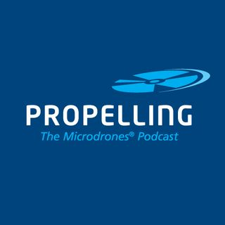 Propelling: Out of Sight, Not Out of Mind, with Samuel Flick of Microdrones