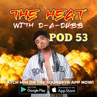 THE HEAT ON SOUNDFYR WITH D-A-DUBB POD53