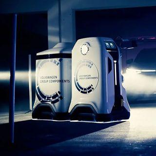 Robots para cargar tu auto eléctrico