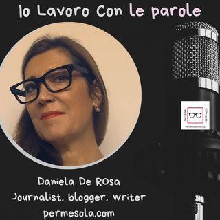 #25 Storie di professioniste coraggiose con Daniela De Rosa