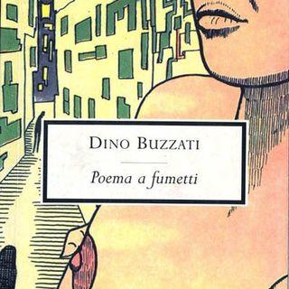 Il mito di Orfeo in Dino Buzzati e la nascita della graphic novel