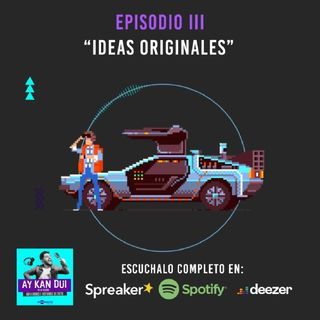 Episodio III | Originales | Back to the Future