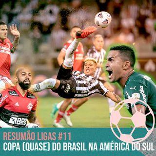 Copa (quase) do Brasil na América do Sul #11