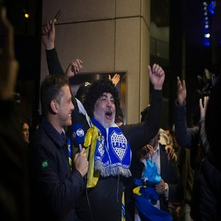 Maradona pierde