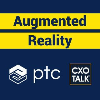 Augmented Reality and IoT in the Enterprise with PTC