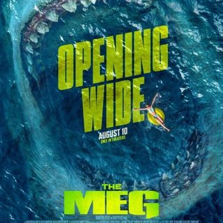 Damn You Hollywood: The Meg Review