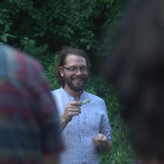 Join herbalist Kyle Denton in an herb walk around Milwaukee