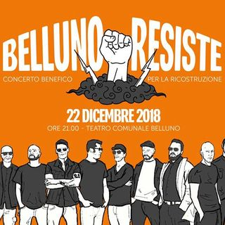 Belluno Resiste… anche con la musica. Intervista con Fabio De Min.