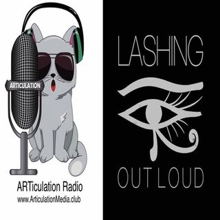 ARTiculation Radio — LASHES CELEBRITIES LOVE (interview w/ Tracyi Brooks)
