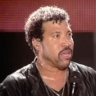 Lionel Richie SAY YOU, SAY ME - LIVE -