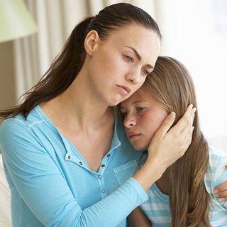 Mi esposo se suicidó y mi hija pequeña no deja de sufrir por ello
