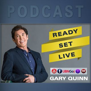 Ready, Set, Live with Gary Quinn