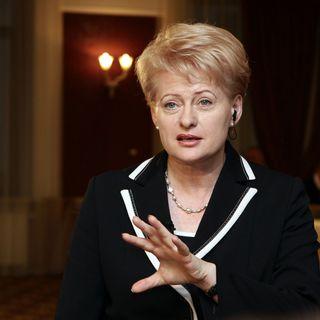 12 - Dalia Grybauskaitė