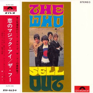Especial THE WHO SELL OUT 2019 JAPANESE DELUXE EDITION PT02 Classicos do Rock Podcast #TheWho #SellOut #avengers #twd #feartwd #ahs #GLOW