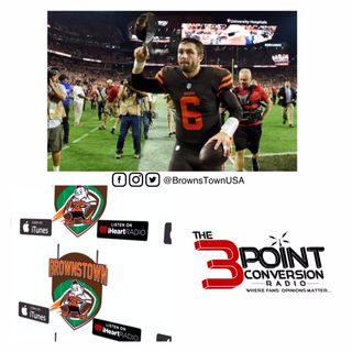 Baker Mayfield ends Cleveland Browns losing streak! | BrownsTownUSA