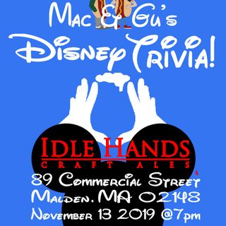 Disney Movie Trivia!