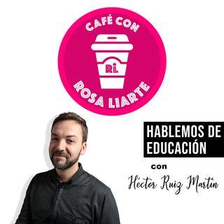 """7 - Café con Héctor Ruiz - """"La memoria es la capacidad del cerebro de aprender"""""""