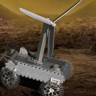 AstronautiCAST 13×18 – Rover steampunk