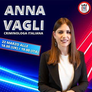 Criminologa Anna Vagli: Covid e Violenza sulle donne in UK e Italia
