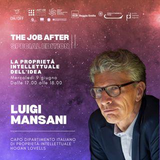 La proprietà intellettuale dell'idea   Luigi Mansani