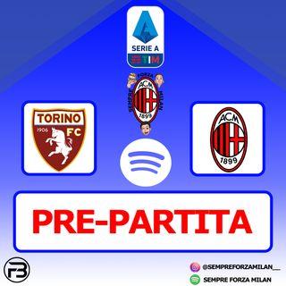 PRE PARTITA | TORINO-MILAN