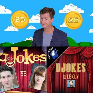 Top 5 Jokes from Ujokes Episode 78