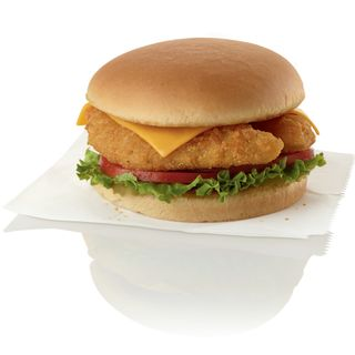 I Told Ya'll Chick-fil-A Has Fish