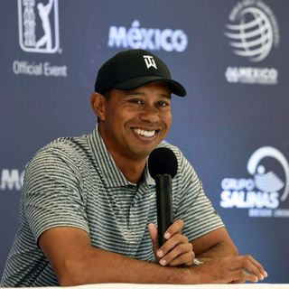 FOL Press Conference Show-Thurs Feb 21 (WGC Mexico-Tiger Woods)