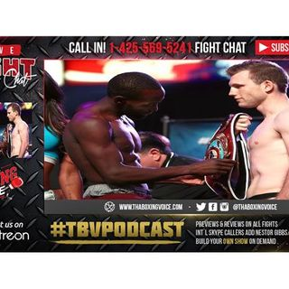 Terence Crawford vs Jeff Horn LIVE FIGHT CHAT & IMMEDIATE REACTION