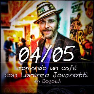 4/5 #UnCafeConJovanotti